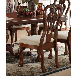 Yip Upholstered Dining Chair (Set of 2)