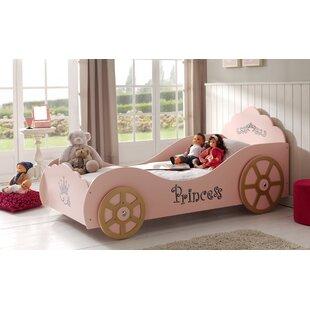 European Single Car Bed By Zoomie Kids
