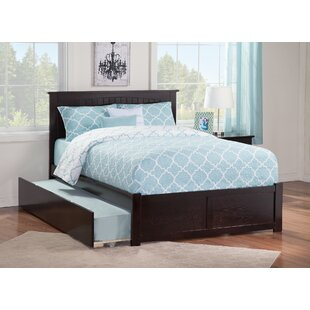 Graham Platform Bed with Trundle