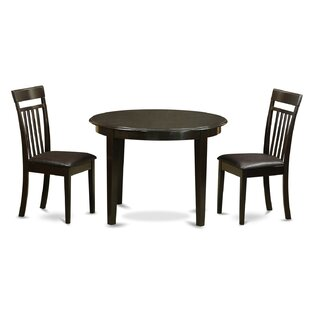 Hillhouse 3 Piece Dining Set by Red Barrel Studio #2