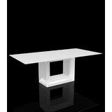 Vela Plastic Dining Table