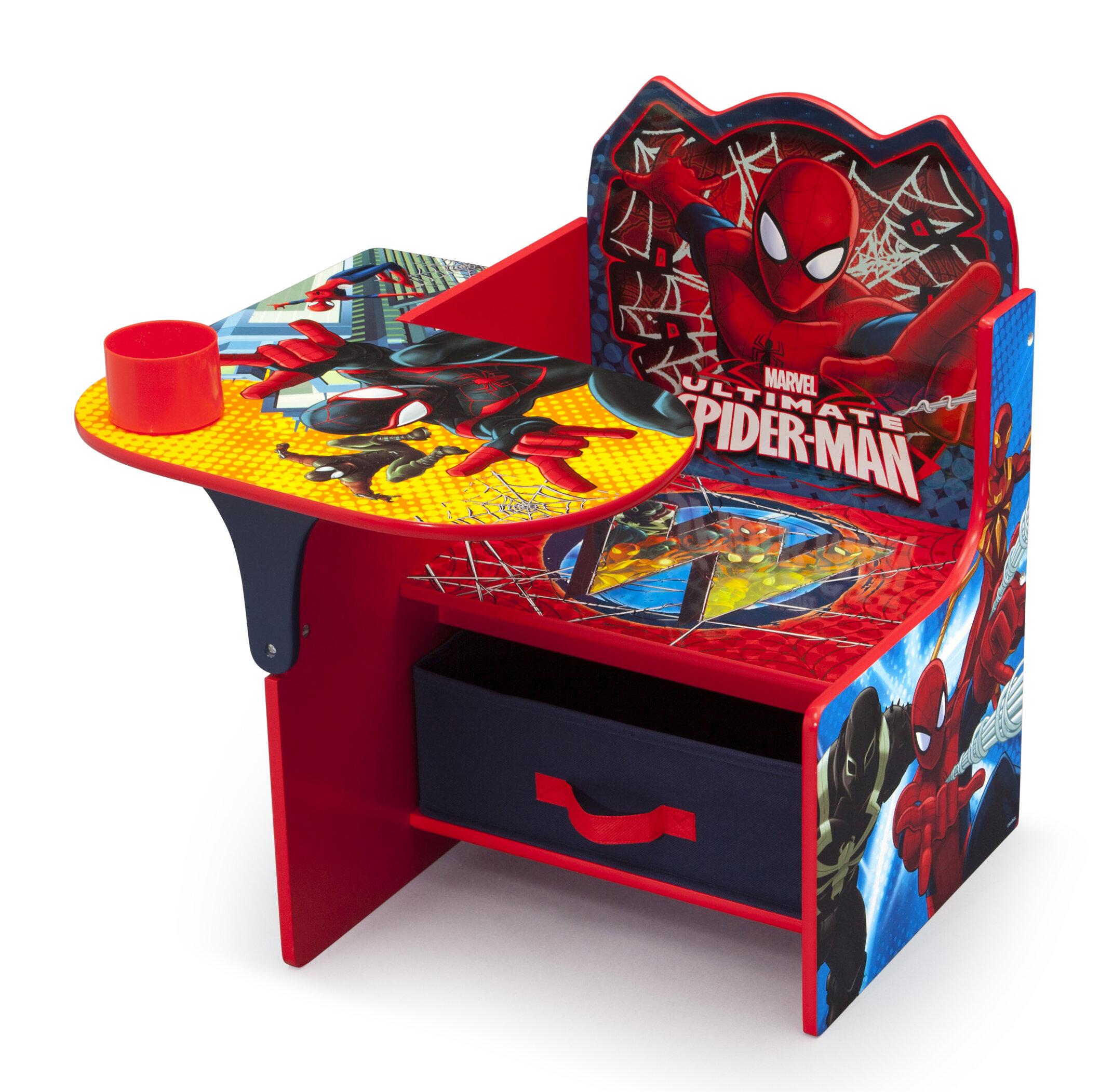 Pleasing Spider Man Kids Chair Evergreenethics Interior Chair Design Evergreenethicsorg