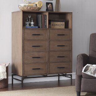 RunFine Group Desa 8 Drawer Chest