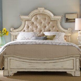 Malou Upholstered Standard Bed