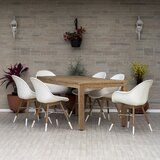Woolford 7 Piece Teak Dining Set