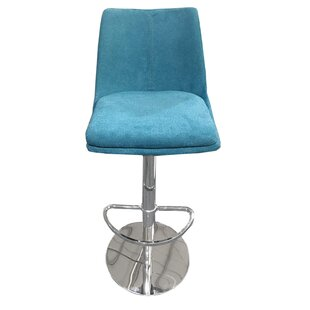 Elco Adjustable Height Swivel Bar Stool b..