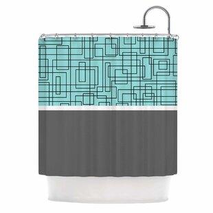 'Pola' Single Shower Curtain