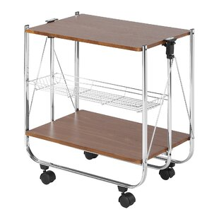 Youmans Serving Cart By Mercury Row