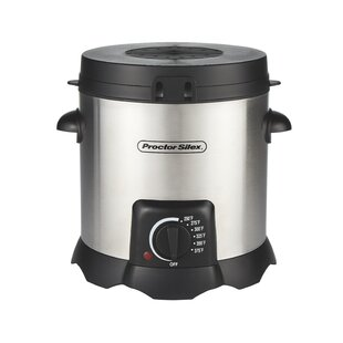 0.95 Liter Compact Deep Fryer