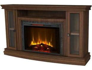 Affordable Devan TV Stand for TVs up to 65 with Electric Fireplace by Alcott Hill Reviews (2019) & Buyer's Guide