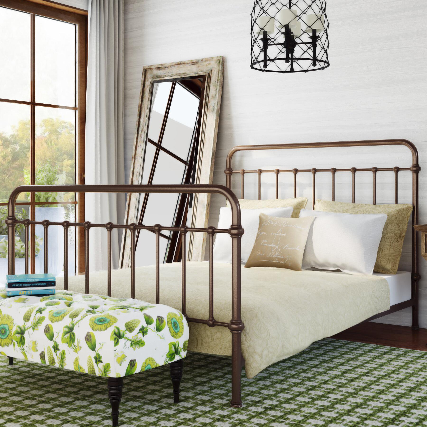 Perrytown Standard Bed Reviews Joss Main