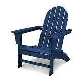 Vineyard Plastic/Resin Adirondack Chair