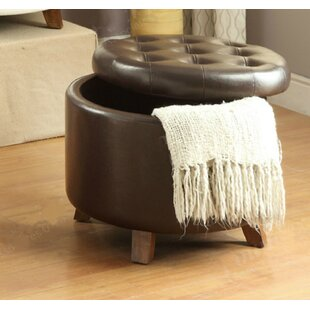 Boon Tufted Storage Ottoma..