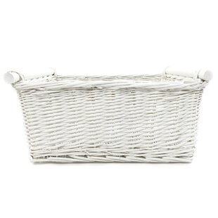 Wicker Basket By Brambly Cottage