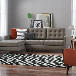 Aretha Left Hand Facing Sectional by Modern Rustic Interiors SKU:BC267539 Details