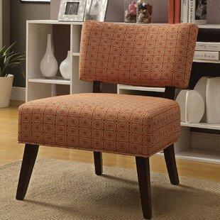 A&J Homes Studio Flamingo Slipper Chair