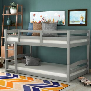 Nowakowski Twin over Twin Bunk Bed by Harriet Bee