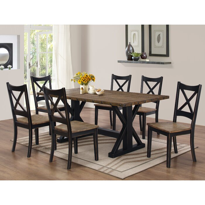High Quality Wolfe Dining Table