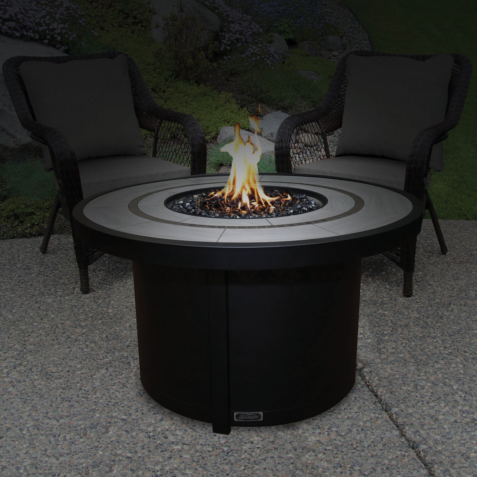 Sunbeam Fire Pit Tables You Ll Love In 2021 Wayfair