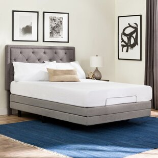 Deluxe Adjustable Bed Base by Brookside Bargain