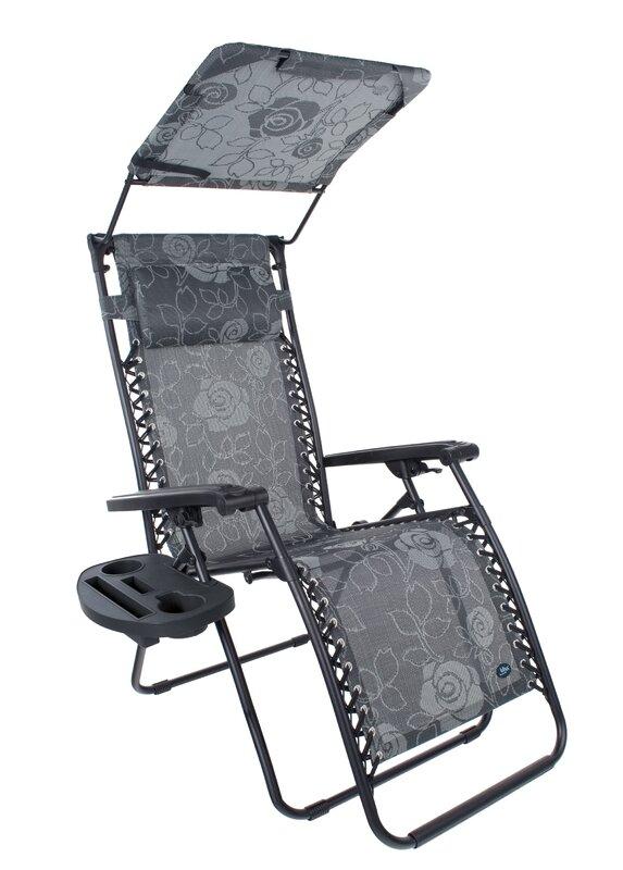 Red Barrel Studio Ewan Reclining/Folding Zero Gravity Chair