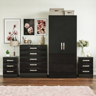 Free Shipping Joselyn 4 Piece Bedroom Set