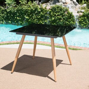 Wiese Outdoor Dining Table by Varick Gall..