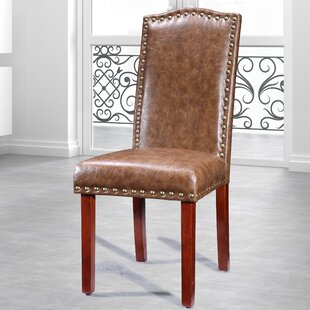 Bellasario Collection Royal Comfort Parsons Chair (Set of 2)