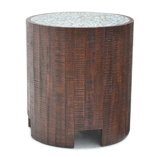 Lizeth End Table by Union Rustic