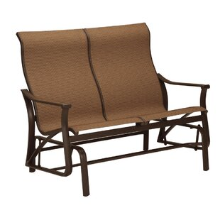 Corsica Sling Glider Bench by Tropitone Spacial Price