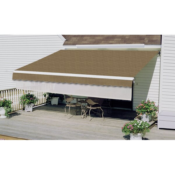 SunSetter Motorpro Sunbrella Retractable Soffit Patio ...