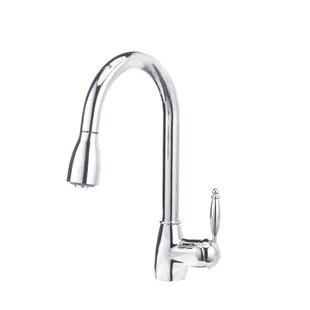 Blanco Pull Down Single Handle Kitchen Faucet