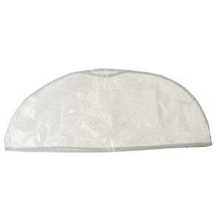Affordable Vinyl Shoulder Garment Bag (Set of 1000) By Econoco