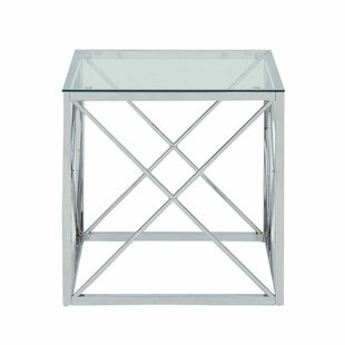 Mercer41 Molen Cube End Table