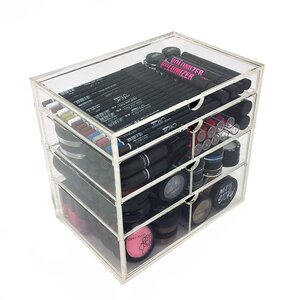 OnDisplay 4 Tier NYC Cosmetic Organizer