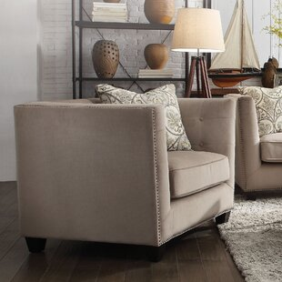 Dahlstrom Armchair by Darby Home Co