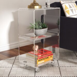 Channing End Table by Mercury Row