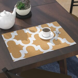 Lionel Placemat (Set of 4)