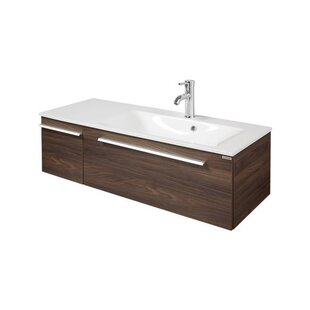 Yega 110cm Wall Mounted Vanity Unit By Fackelmann