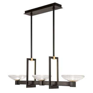 Fine Art Lamps Delphi 6-Light Kitchen Isl..