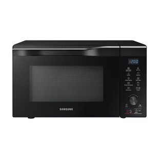 21 1.1 cu.ft. Countertop Microwave with Power Convection by Samsung