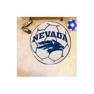 NCAA University of Nevada Soccer Ball