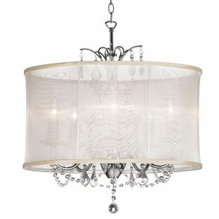 Willa Arlo Interiors Edmond 5-Light Chand..