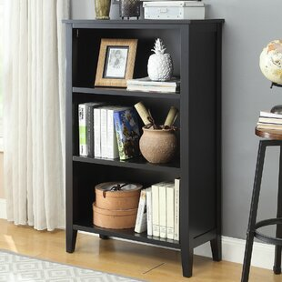 Caspar Small Standard Bookcase by Andover Mills