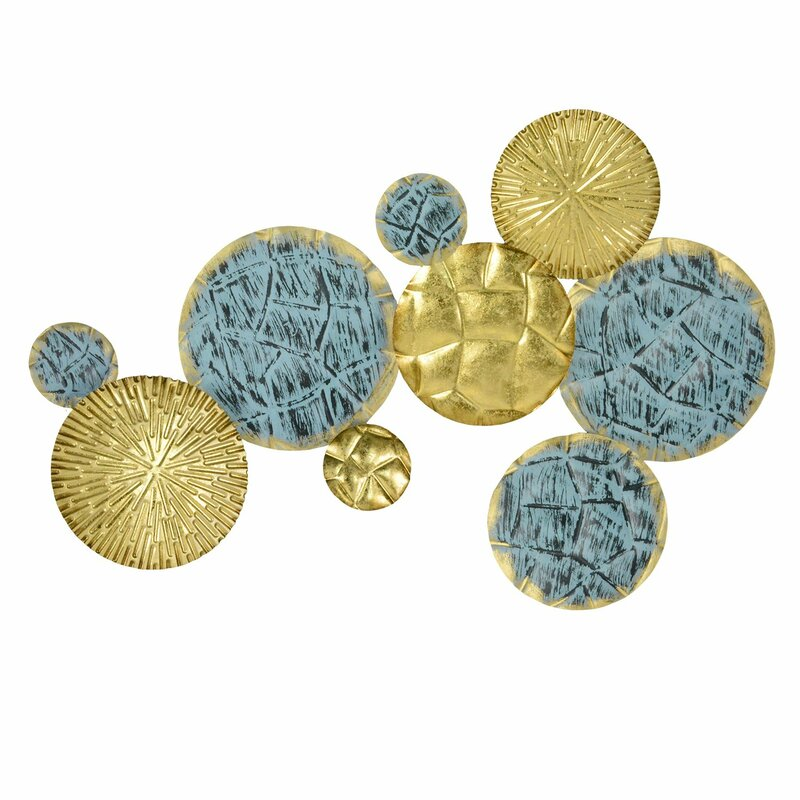 Ivy Bronx Jewels of the Sea Plates Wall Décor | Wayfair
