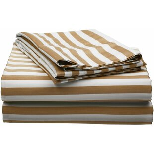 Ariel 600 Thread Count Cotton Blend Sheet Set