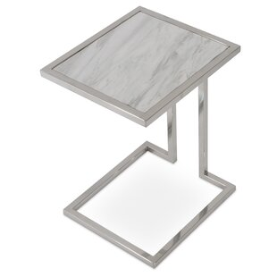 HUDSON END TABLE MARBLE by sohoConcept