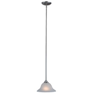 Dover 1-Light Cone Pendant by Hardware House