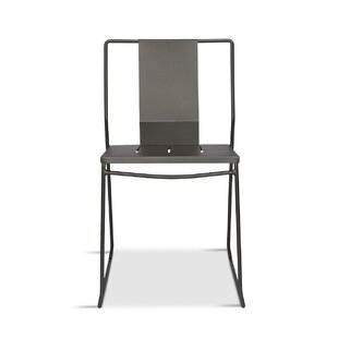 Badillo Stacking Patio Dining Chair by Williston Forge