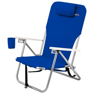 Freeport Park Samara Reclining/Folding Beach Chair